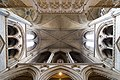 Truro Cathedral - ceiling above All Saints Chapel.jpg