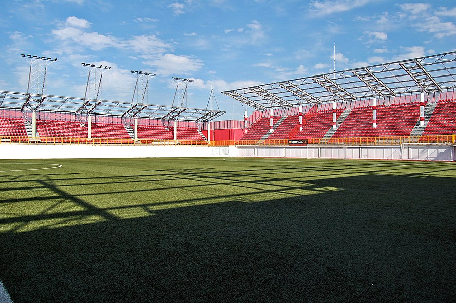 Voždovac Stadium
