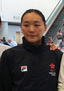 Tse Ying Suet Badminton player