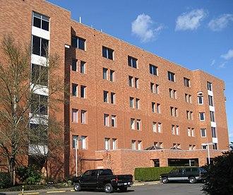 Tuality Community Hospital - Image: Tuality Community Hospital 1 Hillsboro, Oregon