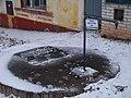 Tuchlovice, Na Hradčanech, vodovod.jpg