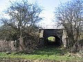 Tunnel below mainline railway - geograph.org.uk - 720403.jpg