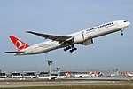 Turkish Airlines, TC-JJT, Boeing 777-3F2 ER (46722347305).jpg
