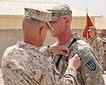 Twelve Task Force Overlord soldiers awarded the Purple Heart Medal 110617-N-IA881-083.jpg
