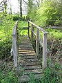 Two footbridges - geograph.org.uk - 1263890.jpg