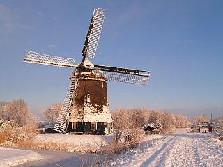 Langedijk Municipality in North Holland, Netherlands