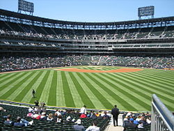 Guaranteed Rate Field Wikipedia - Us cellular suite map