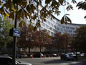 UNESCO Headquarter, Paris 7 September 2005.jpg