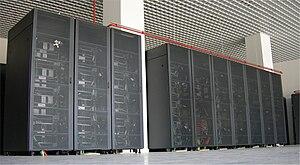 Magerit - Image: UPM Ce S Vi Ma Supercomputador Magerit 2011