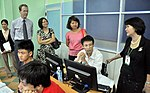 USAID Visits IT Training Program for People with Disabilities at Dong A University (9319786018).jpg