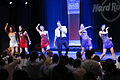 USO Show Troupe Performs At Hard Rock Cafe New York - Photo 4.JPG