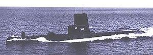 USS Chopper (SS-342)