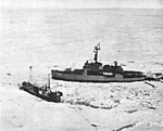 USS Glacier (AGB-4) breaks out ship near Breid Bay in 1959.jpg