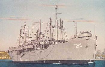 USS Menard (APA-201)