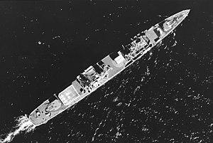 USS Newman K. Perry (DD-883) aerial photo 1969.jpg