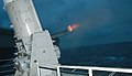 US Navy 031018-N-6325K-001 Close In Weapon System (CIWS) is fired from the flight deck during a firing exercise.jpg