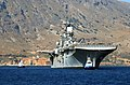 US Navy 040722-N-0780F-032 The amphibious assault ship USS Kearsarge (LHD 3) arrives in Souda Bay Harbor for its first port visit since being surge deployed.jpg