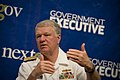 US Navy 110609-N-ZB612-095 Chief of Naval Operations (CNO) Adm. Gary Roughead speaks at the Government Executive Leadership Breakfast at the Nation.jpg