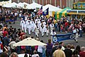 US Navy 110924-N-ZL585-111 Sailors from USS Constitution and various Navy Operational Support Centers near Springfield, Mass., march on the Avenue.jpg