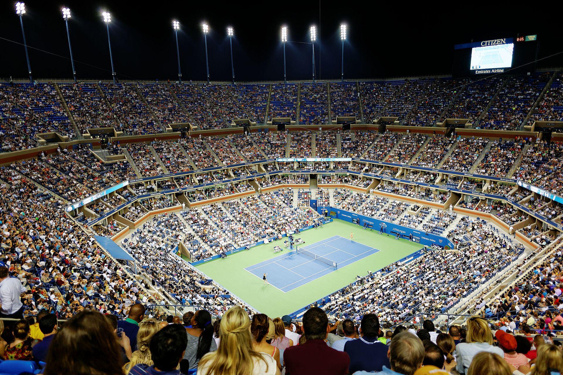 US Open (tenis) – Wikipedie