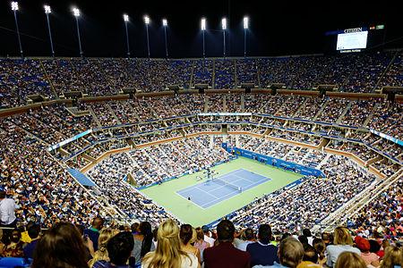 Fotostrecke: Die US Open in ihrer 134. Auflage