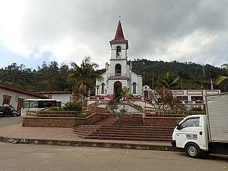 Ubalá - Image: Ubala