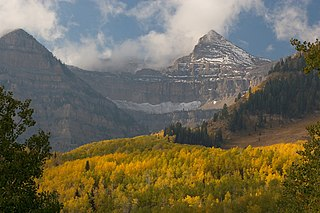 Uinta National Forest national forest in north-central Utah, United States