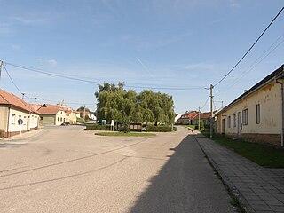Újezd u Boskovic Municipality in South Moravian, Czech Republic