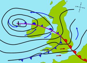 Ciclón extratropical