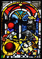 Ulmer Münster Passionsfenster rechts Wappen Asselfinger Arlabus.jpg