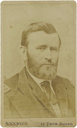 George G. Rockwood - Image: Ulysses S Grant by Rockwood