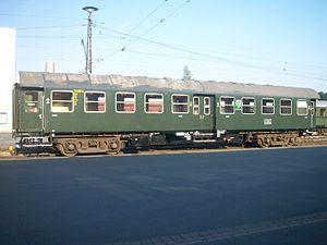 Umbau-Wagen - Umbauwagen of Class B4yg, the Lippe State Railway