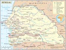 Outline of Senegal - Wikipedia