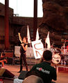 Under a Blood Red Sky replica U2 show at Red Rocks.jpg