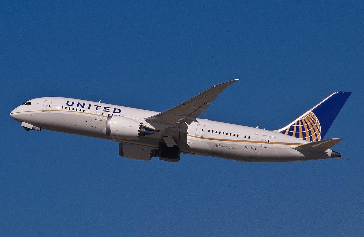 United airlines wikipedia la enciclopedia libre - Que peut on emmener en avion ...