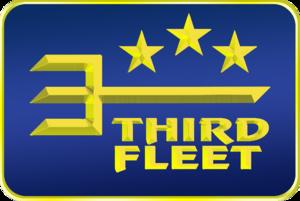 United States Third Fleet - Third Fleet emblem