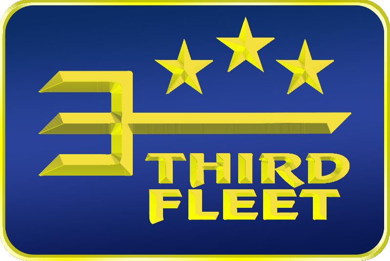 United States Third Fleet insignia 2014