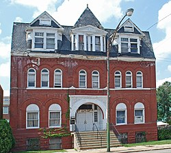 Unity Hall - Wikipedia