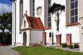 Unteressendorf Pfarrkirche außen Seiteneingang 01.jpg