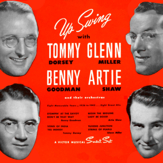 <i>Up Swing</i> 1944 compilation album by Various