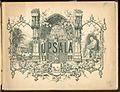 Upsala, försättsblad, litografi av Alexander Nay, 1877.jpg