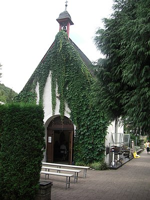 Schoenstatt Apostolic Movement - Original Shrine in Schoenstatt