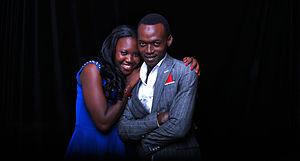 Usama Mukwaya - Movie Digest Show 2013 cover