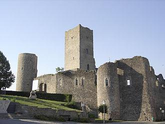 Useldange Castle - Useldange Castle