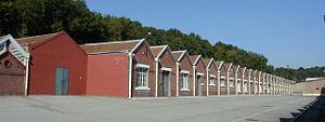 Bolbec - Desgenétais factory