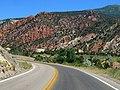Utah State Route 14 in Cedar City, Utah, June 2017.jpg