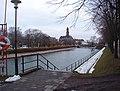 Västra hamnkanalen in Malmö Sweden.jpg
