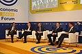 V.Dombrovskis piedalās Ekonomikas ideju forumā (8978025844).jpg