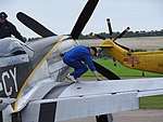 VE Day air show 2015, Duxford (17552824594).jpg
