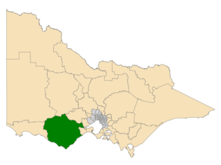 Electoral district of Polwarth